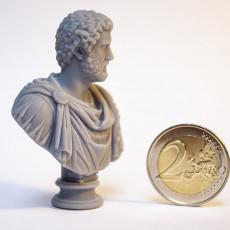 Picture of print of Antoninus Pius