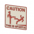 This is Sparta! Sign image