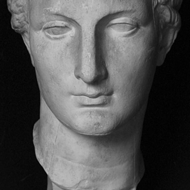 Young Woman, Korinna