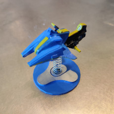 Destiny The Game Micro Mini Sparrow Toy Kit