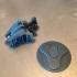 Destiny The Game Micro Mini Sparrow Toy Kit image