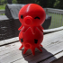 #3DTakoTuesday : The Mood Octopus image