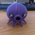 #3DTakoTuesday : The Mood Octopus print image