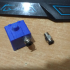 Filament Out Side On Sensor box Button Microswitch image