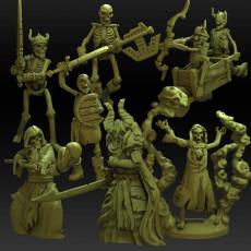 x8 Skeleton Bundle