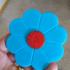 Flower Fidget Spinner image