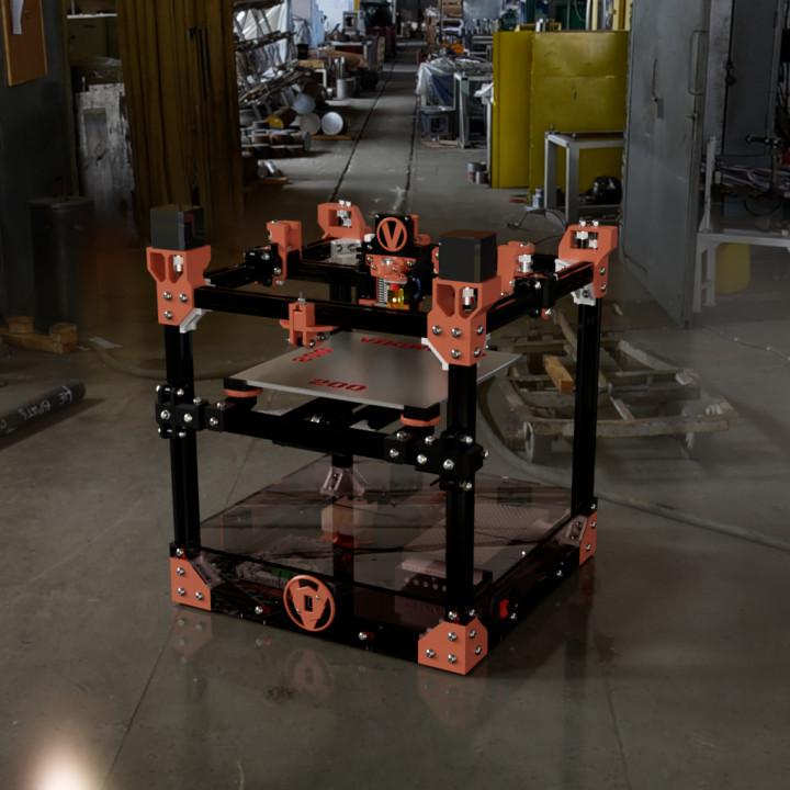 V-Baby - Quality Engineered CoreXY 3d Printer