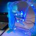 140mm USB-powered desk fan image