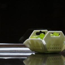 3D Printed Folding Colander| SelfCAD