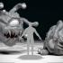 Beholder - DnD Monster image