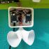 Wall controller box (2 Wemos D1 mini & clap sensor) image