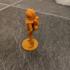 astronaut miniature tabletop game piece image