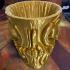 Alien Vase print image