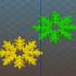 Snow Flakes image