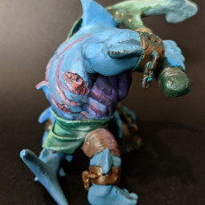 Picture of print of Wereshark_03 This print has been uploaded by Mike Snyder
