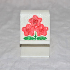 Japan rugby phone stand