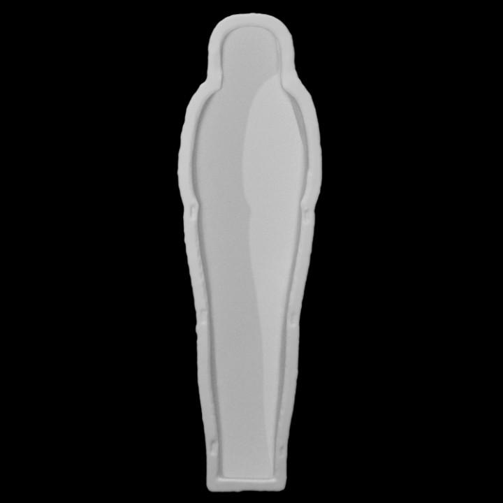 Sarcophagus - bottom