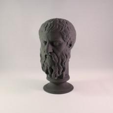 Picture of print of Plato