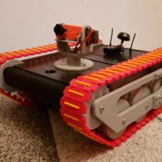 RC Speedtank