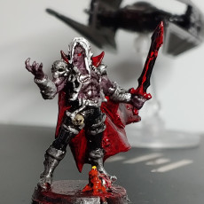 Picture of print of Soulless Bloodseeker - A Modular Unit (Male)