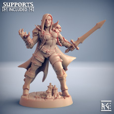 Soulless Bloodseeker - C Modular Unit (Lady)