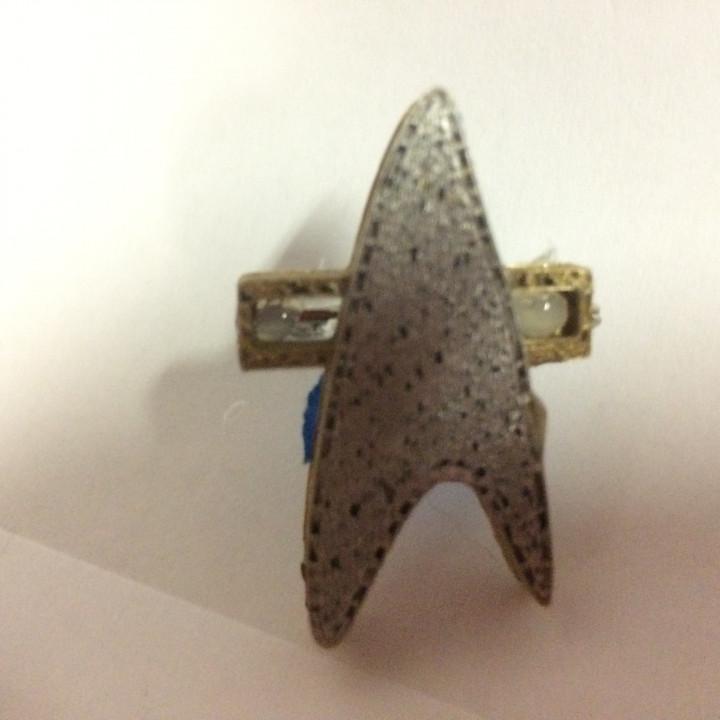 Starfleet Combadge