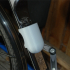Cover for battery contacts @e-bike image