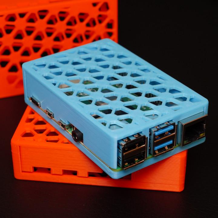 Raspberry Pi 4 Case –PiMesh