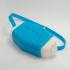 Plastic bottle opener and ring pull image