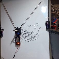 how to make a Vertical Drawing Robot