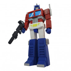 G1 Optimus Prime Masterpiece scale Transformers