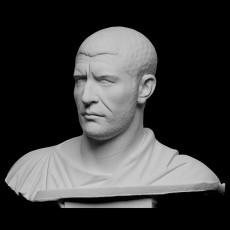 Portrait of Marcus Julius Philippus (Philip the Arab)