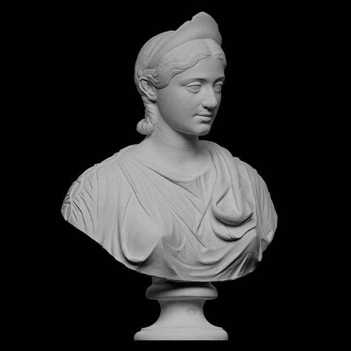 Portrait of Julia Cornelia Paula