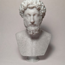 Picture of print of Portrait of Marcus Aurelius