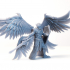 Angelic Guard - DnD Character - 2 Poses image