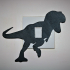 T-Rex lightswitch cover image