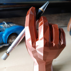 Picture of print of Low-poly hand