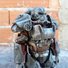 West Tek T-60 Power Armor ( Fallout 4 )