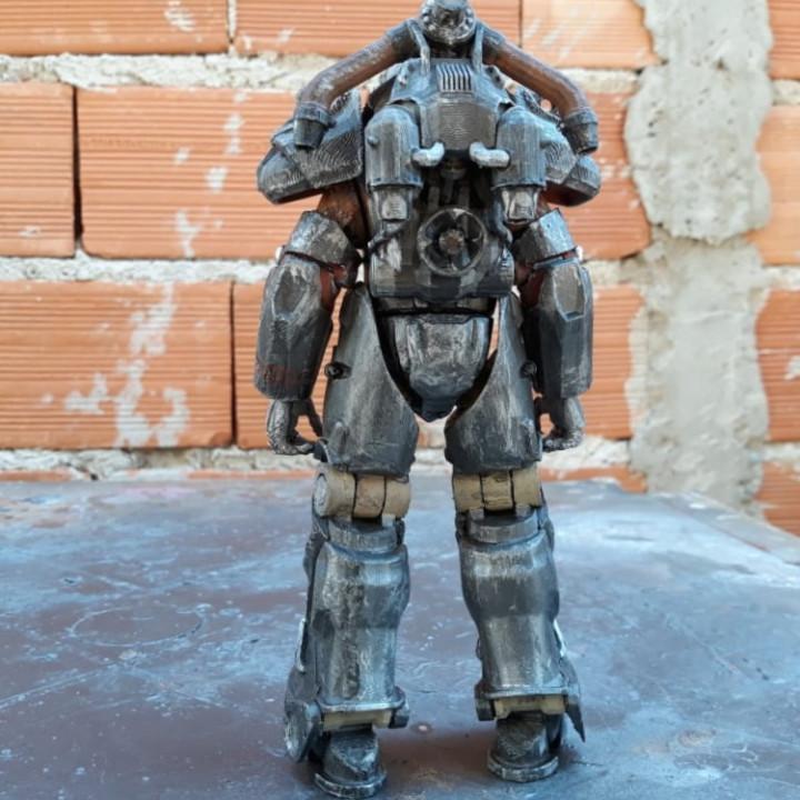 West Tek T-60 Power Armor ( Fallout 4 )