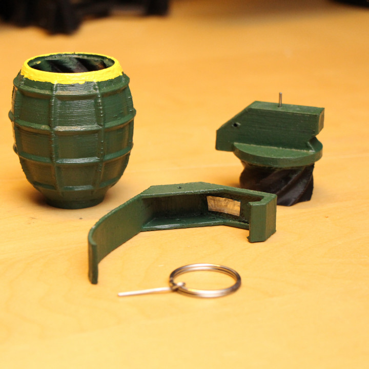 Grenade Container SHGR95