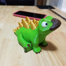 Picture of print of Stegosaurus Multimaterial