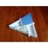 Triangle to square box image