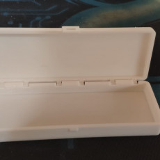 Picture of print of box