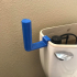 Toilet paper holder image