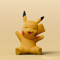 Pikachu(Pokemon)