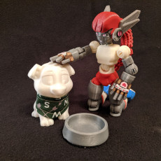 Picture of print of ALICE - Action Figure Model Kit