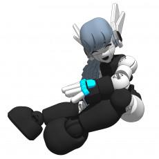 ALICE - Action Figure Model Kit