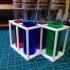 Potions holder for 22mm bottles image
