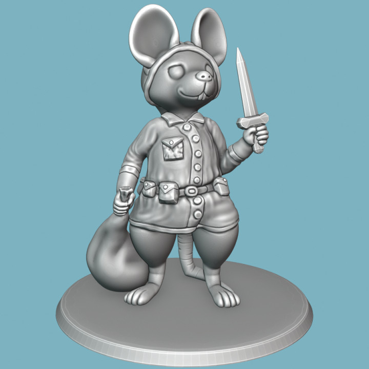 Rat Rogue Remastered