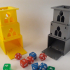 Cubic Gate - Collapsible / Telescoping Dice Tower image